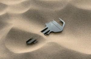 key-sand