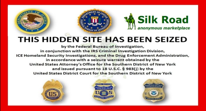 FBI-Seized-Silk-Road-Website