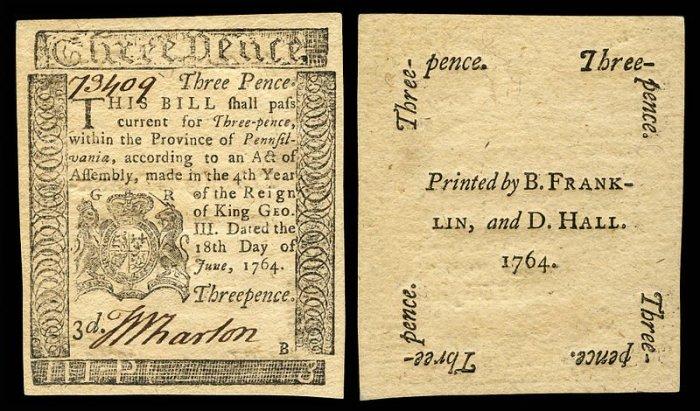 US-Colonial_PA-115-Pennsylvania-18_Jun_1764