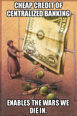доллар война фрс цБ центральный банк оружие этатизм государство социализм женщина ковер