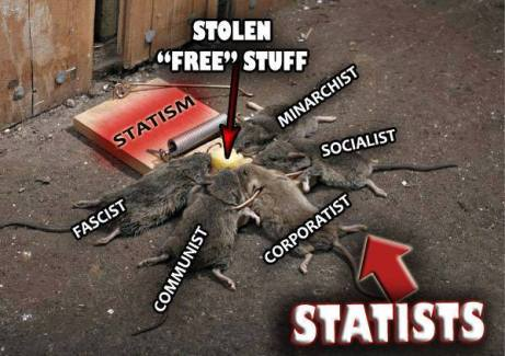 анархия анархо капитализм мыши мышеловка мышиловка юмор прикол