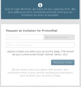Request Invitation