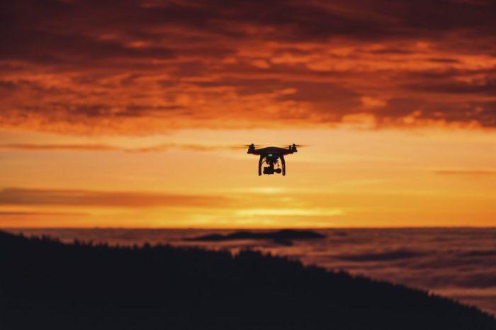услуги дронов за биткойны