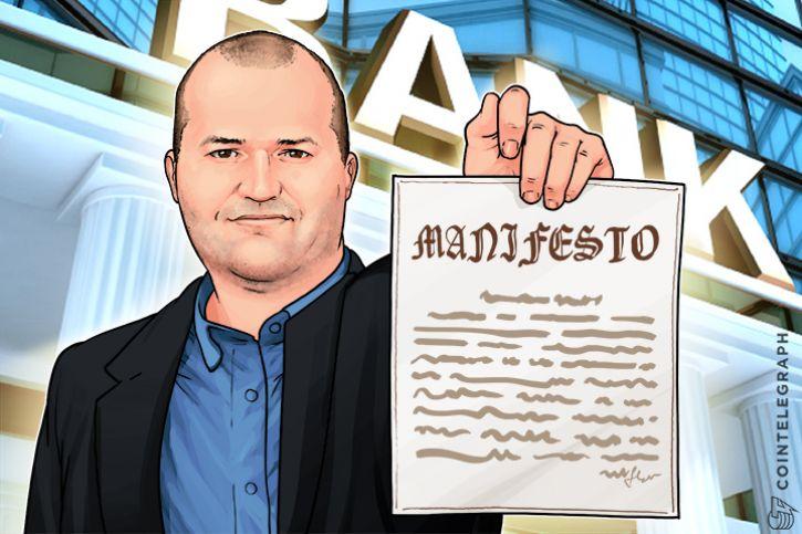 В новом манифесте Bitcoin Foundation критикует банковскую систему, призывает к большему принятию Биткойна