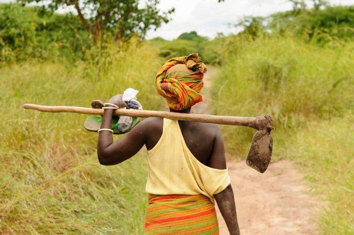 Африканские женщины фермерши будут пользоваться биткойном