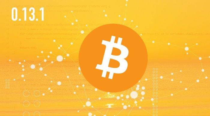 Segregated Witness официально представлен в Bitcoin Core 0.13.1