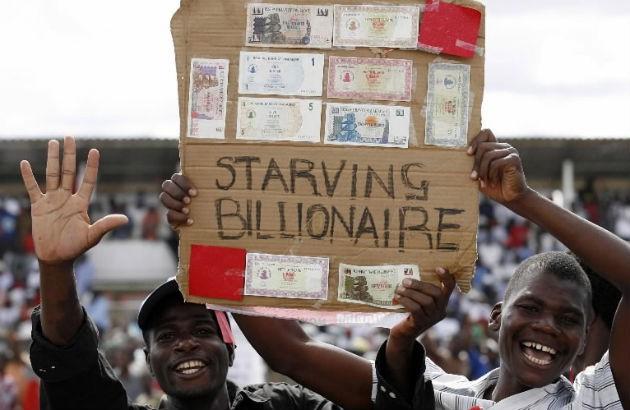 Биткойн в 2017: снижение курса госвалют в развивающихся странах голодающие миллиардеры