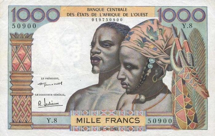 Зачем нужна и как работает «национальная криптовалюта» - франк КФА