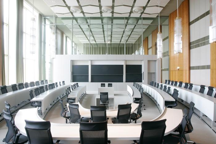 учебная аудитория в ESMT Берлин