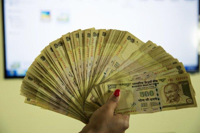 запрещённые банкноты 500 рупий