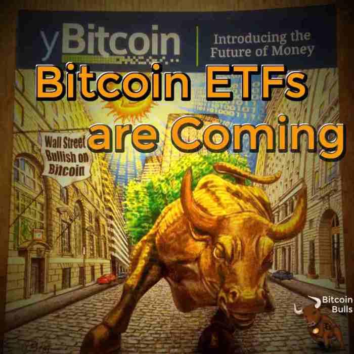 Bitcoin ETF: в финтех-индустрии назревает новый союз