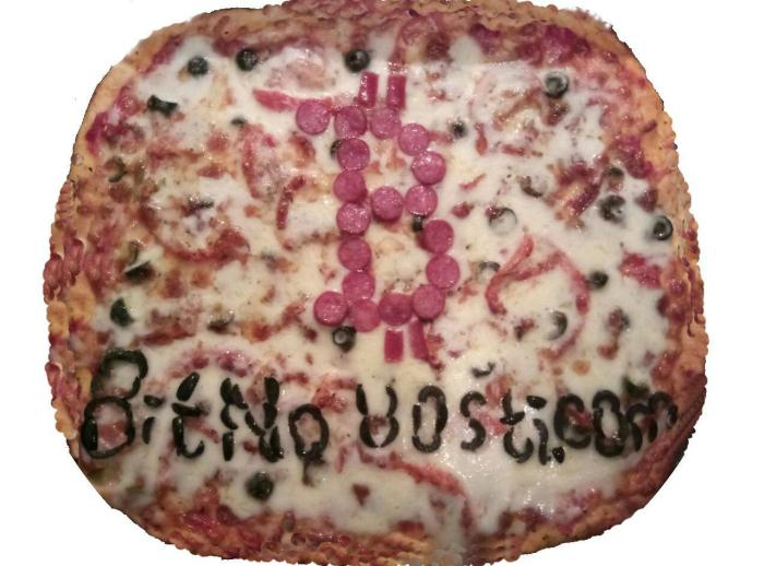 BitNovosti.com Pizza