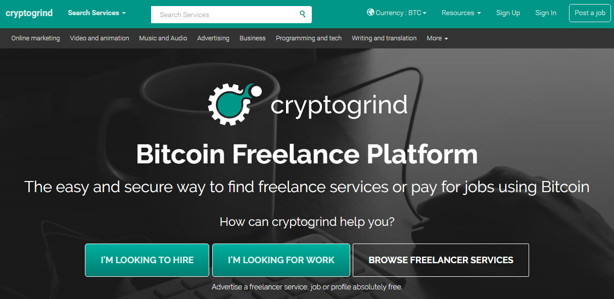 CryptoGrind
