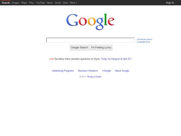 Гугл - не то, чем кажется